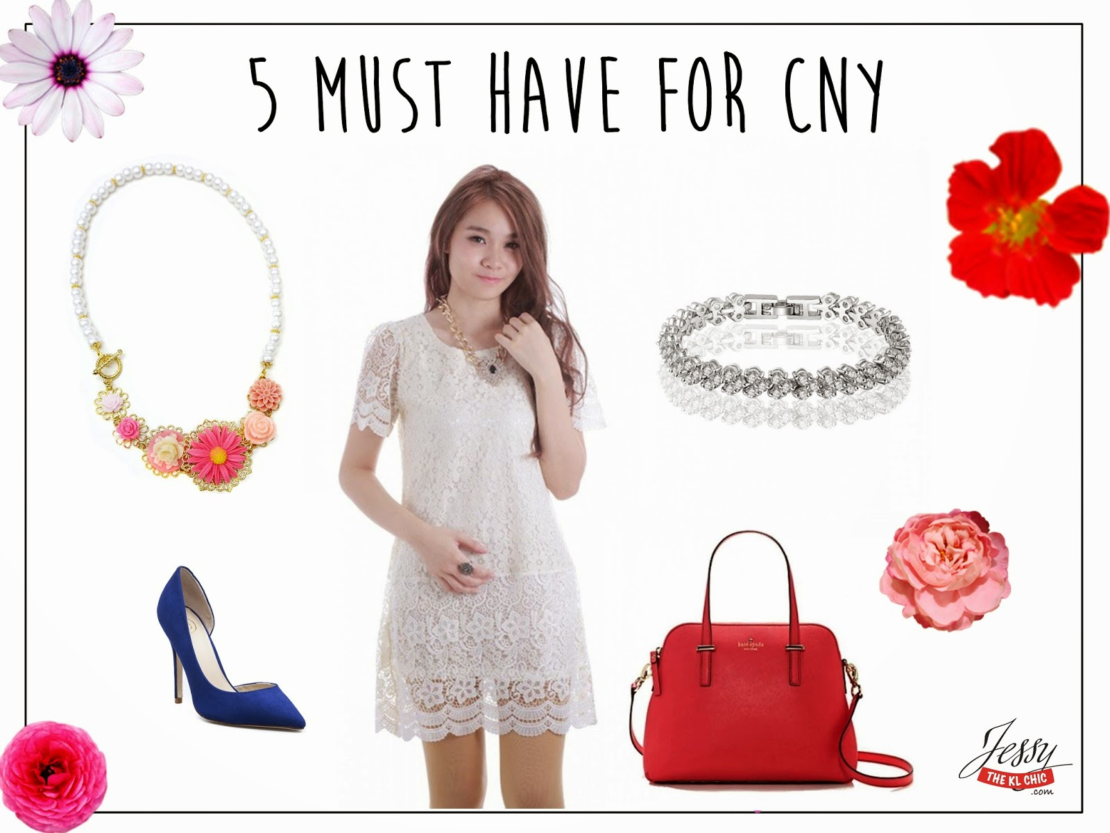 Fashion: 5 Must Have Fashion Items For CNY