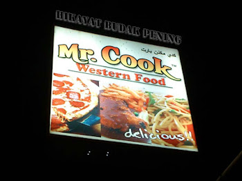 Makan2 Klate 8 | Mr. Cook Western Food