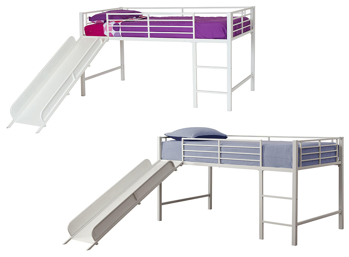 Cool Kmart Has The Essential Home Slumber N Slide Loft Twin Bed With On Clearance