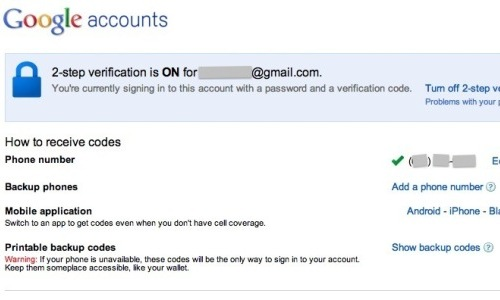 How to Set Up Two Step Verification on Your Google Account ...