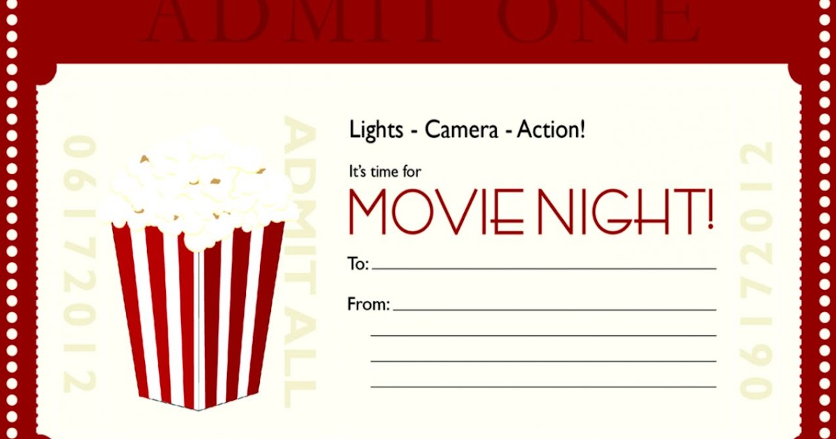 Dinner And A Movie Coupon Template Coupon Codes For Light In The