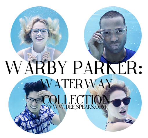 warby parker, waterway collection, summer 2014