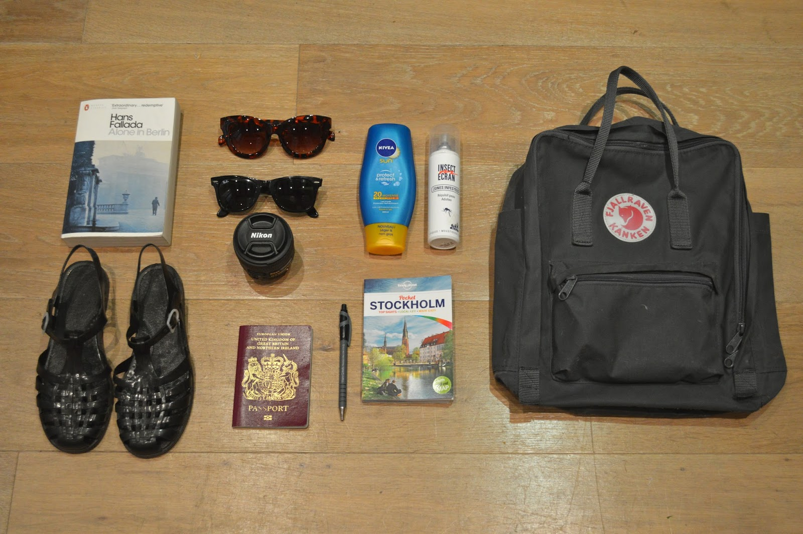 What to pack for a holiday to Sweden