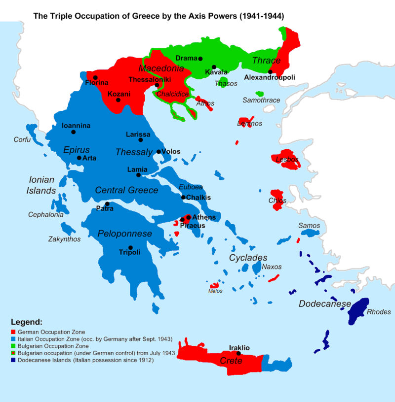 Italian war crimes and atrocities in greece during ww2 ww2wrecks to be as ruthless and evil as the nazi germans and the bulgarians were since greece was under a triple occupation from germany italy and bulgaria gumiabroncs