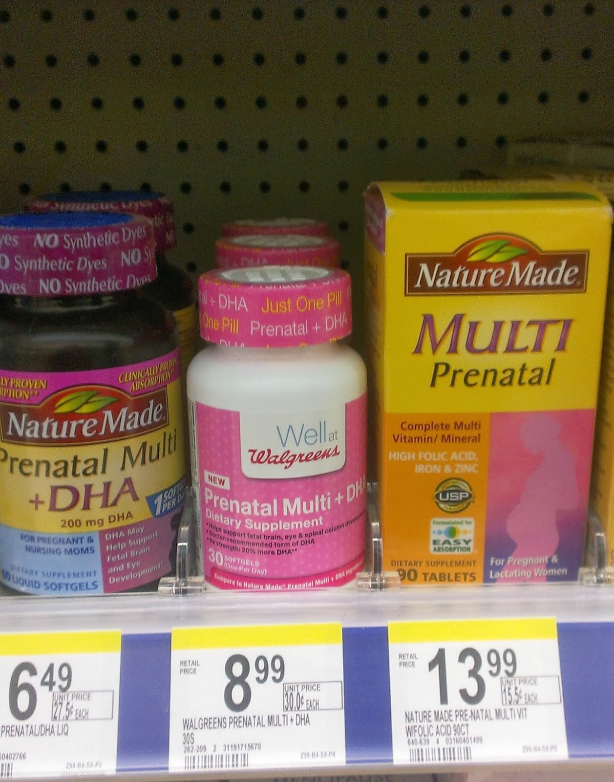 Well at Walgreens Prenatal