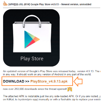 how to install google play store, Xiaomi Mi3, Mi4, Redmi 1S, Android smartphone