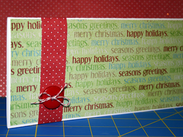 Holiday Cash Card