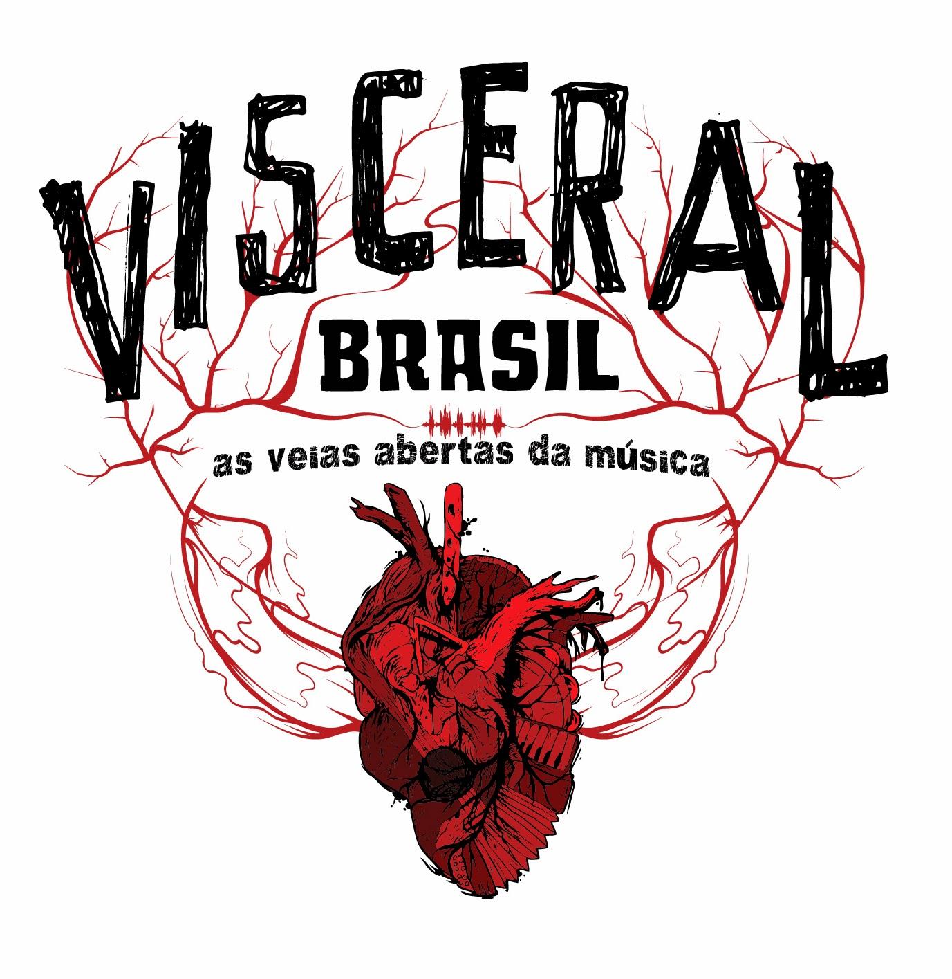 Mestre Vieira no Visceral Brasil