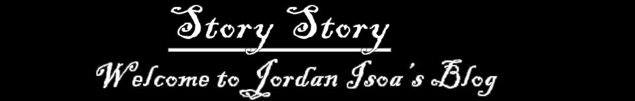 Jordan Isoa's Blog