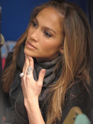 Jennifer Lopez Diamond Ring