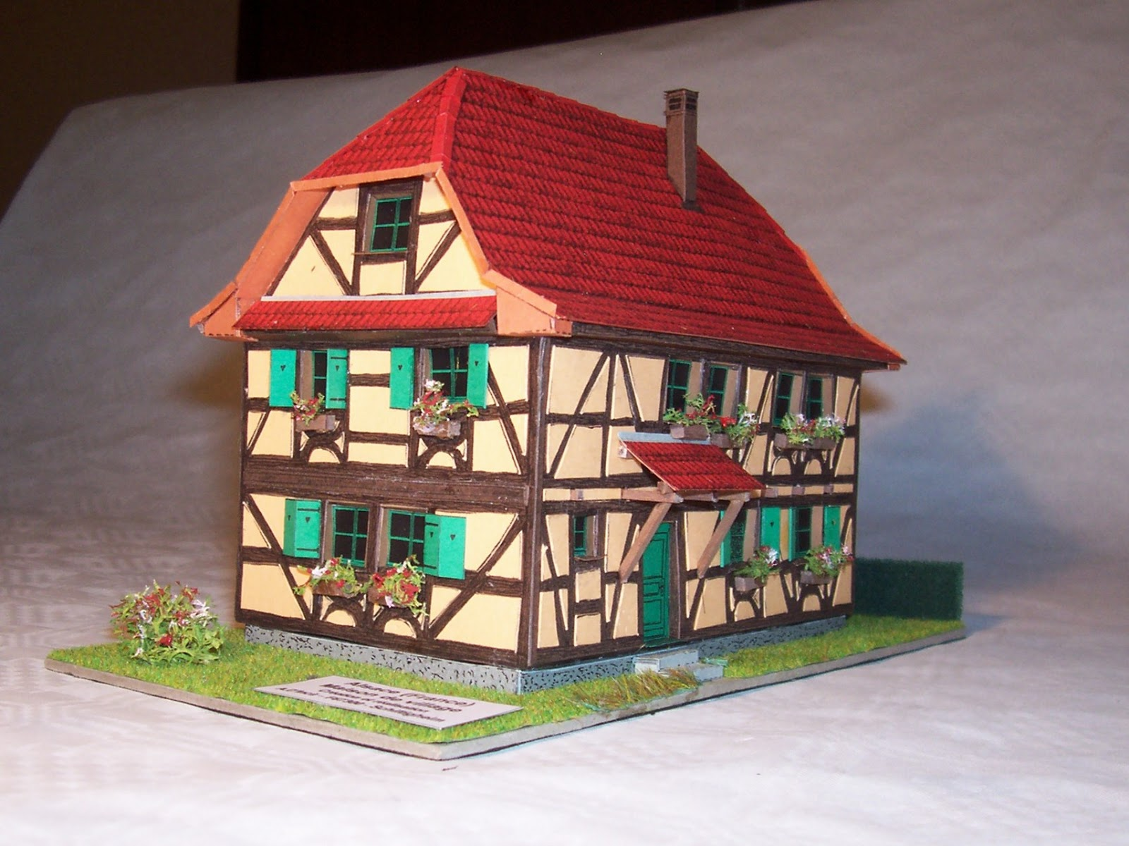 Modeles Reduits Maisons