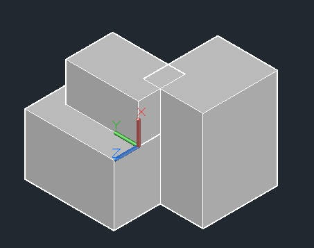 3d Autocad Work Sequence To Eliminate