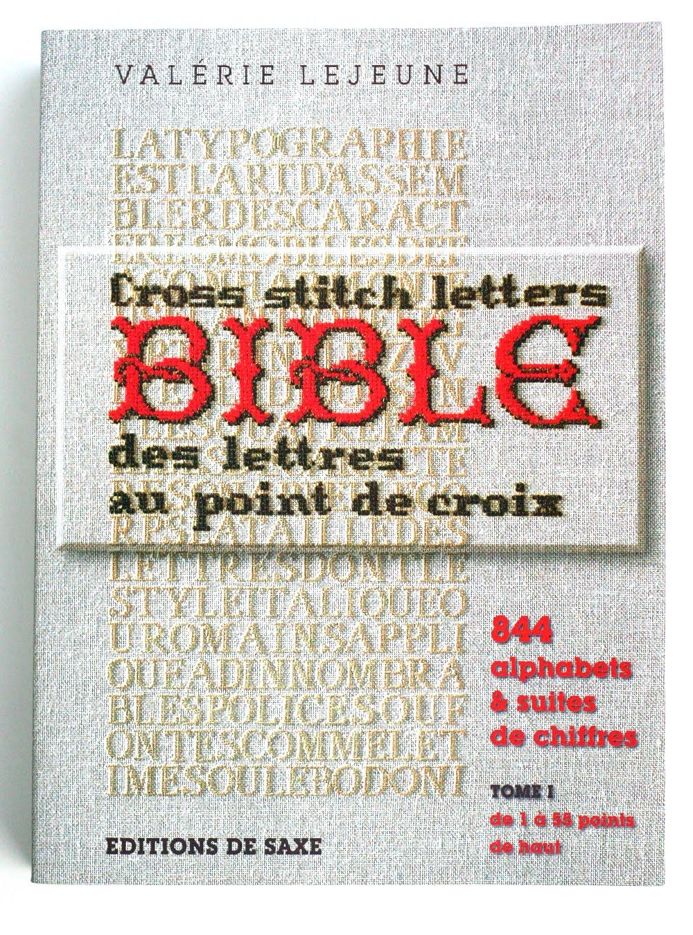 cross stitch letters bible
