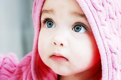 Baby Cute Cute Baby Muslim