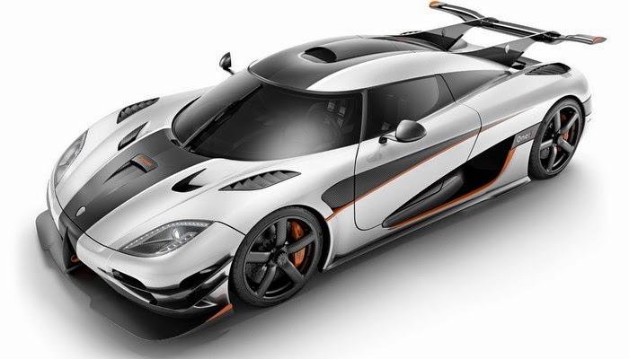 Koenigsegg: One