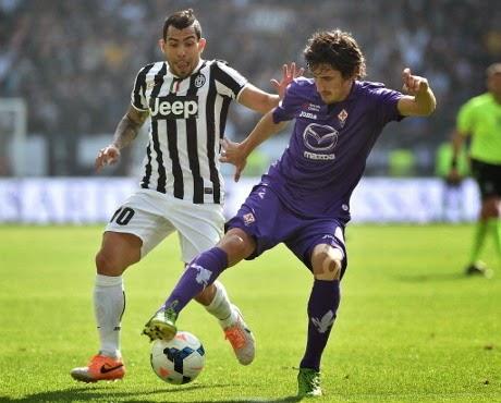 Liga Italia : Jelang L:aga Fiorentina vs Juventus