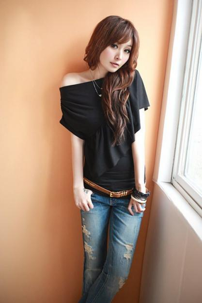 Korean Style Gaya Fashion Style Model Pakaian Cewek Korea