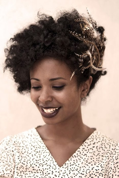 natural afro caribbean hair styles