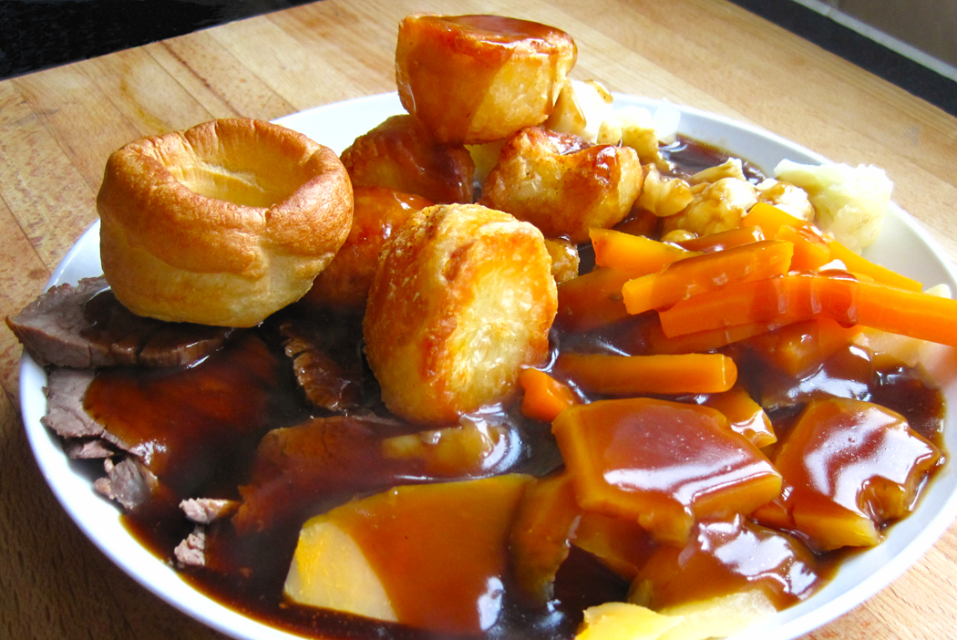 how to make the perfect sunday roast