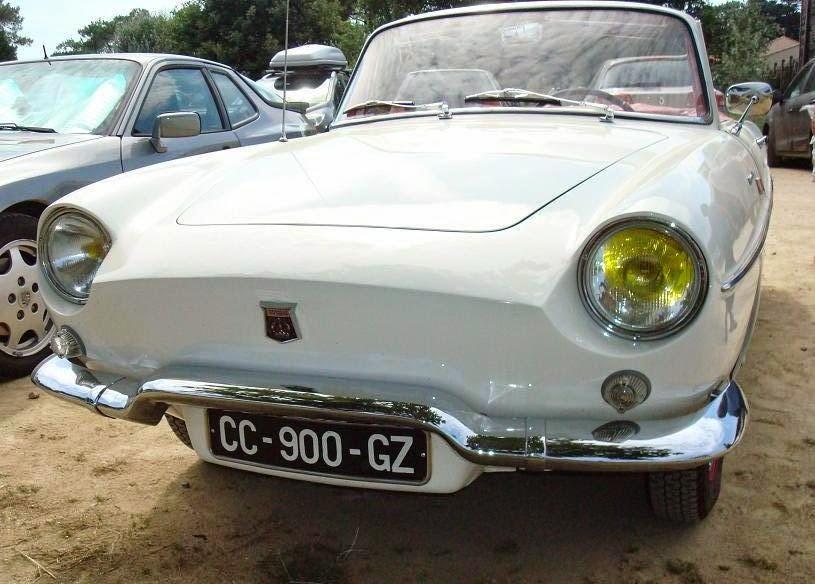 Exposition de voitures anciennes en Floride