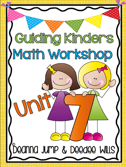 https://www.teacherspayteachers.com/Product/Guiding-Kinders-Math-Workshop-Unit-7-Common-Core-Aligned--1174318