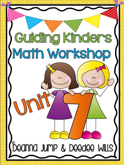 https://www.teacherspayteachers.com/Product/Guiding-Kinders-Math-Workshop-Unit-7-Common-Core-Aligned--1174318