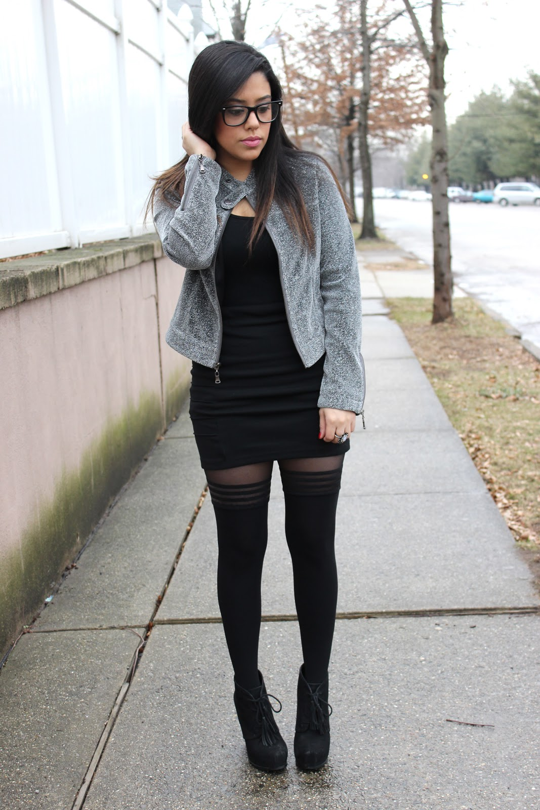 Buy High Thigh socks outfit pictures trends