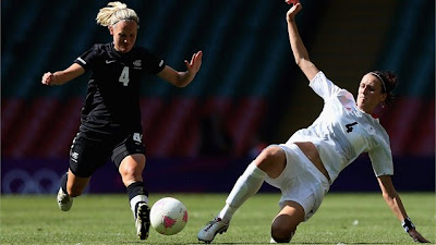 Comenzó el Fútbol Olímpico Femenil