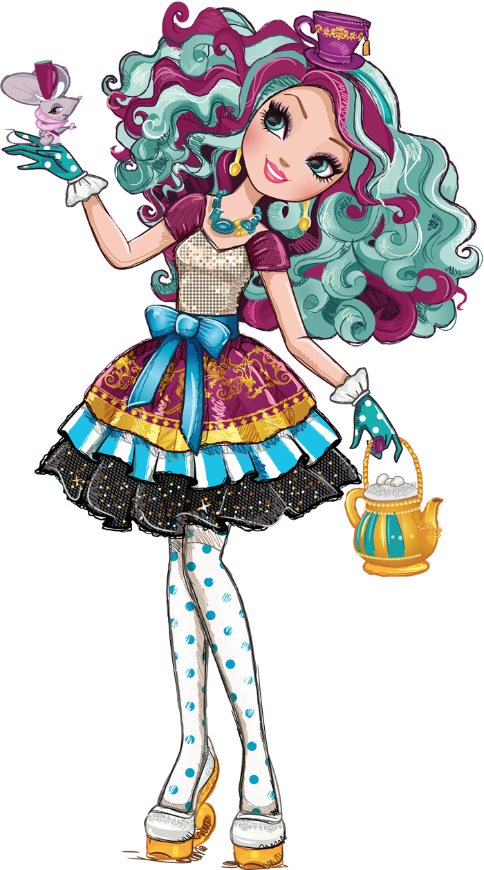 It is an image of Universal Picture of Ever After High