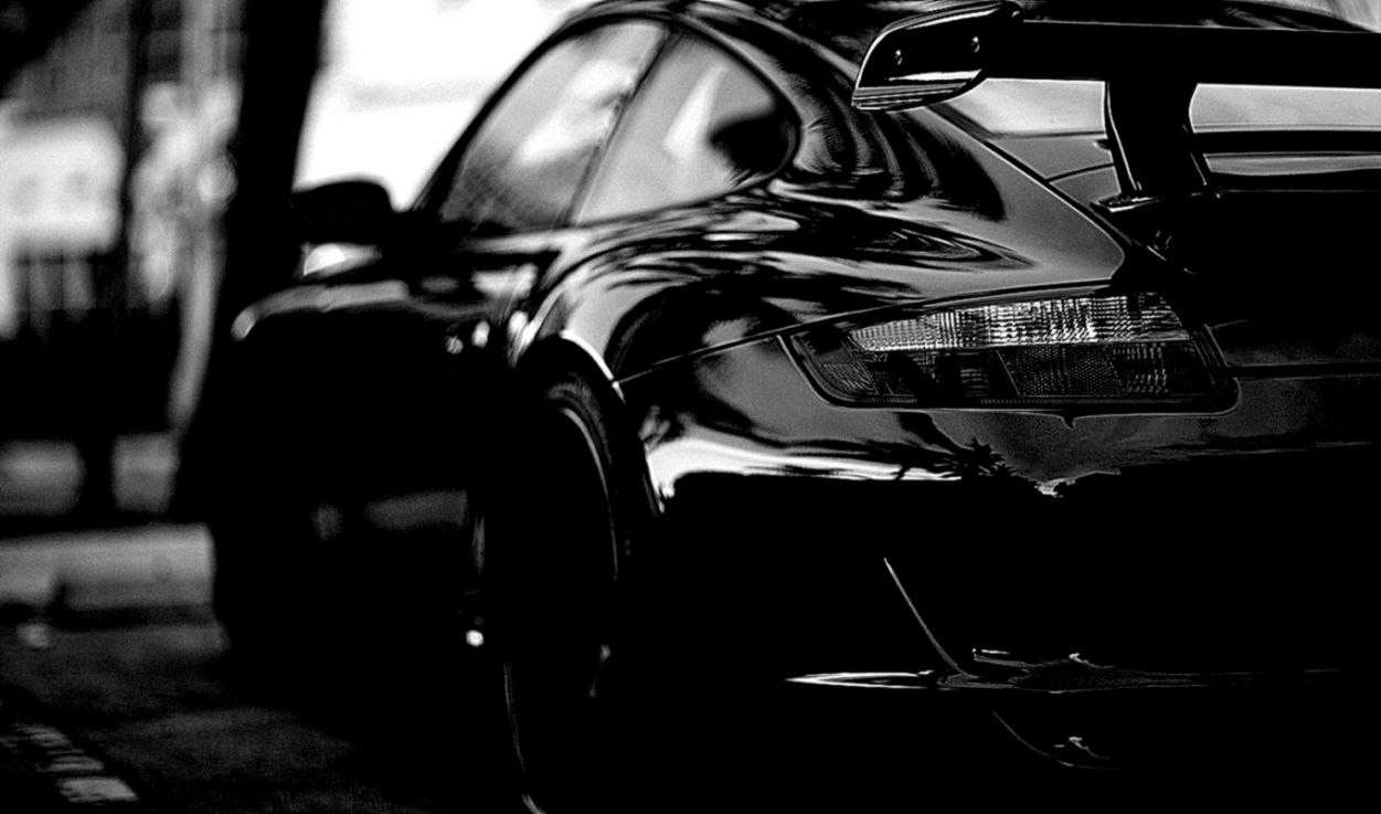 Black And White Pictures Of Classic Cars