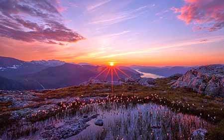 Essay: The Beautiful Sunset