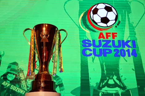 Lịch bóng đá AFF Suzuki Cup 2014