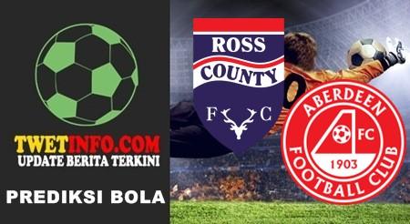 Prediksi Ross County vs Aberdeen