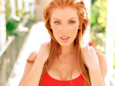 Singer Angelica Bridges sexy Images