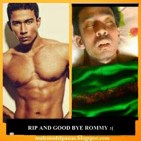 Romy Fauzano meninggal dunia