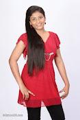 Kothaga Rekkalochena Heroine Geethanjali Photo shoot-thumbnail-7
