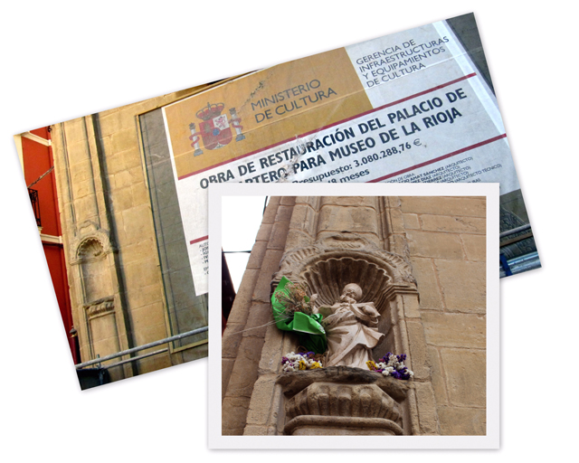 Arte urbano de logro o la calle de todos proyecto for Oficina correos logrono