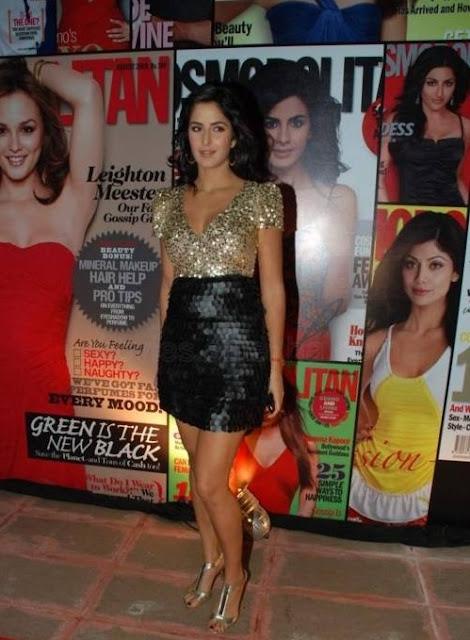Katrina Kaif At Cosmopolitan Awards Wallpapers
