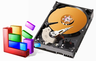Defragment harddrive to increase PC speed