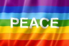 bandeira da paz