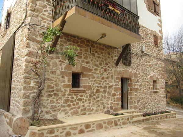 Marzua fachadas de piedra - Piedra rustica para fachadas ...