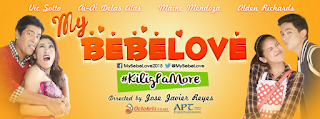 My Bebe Love - Movie Starring Alden and Yaya Dub