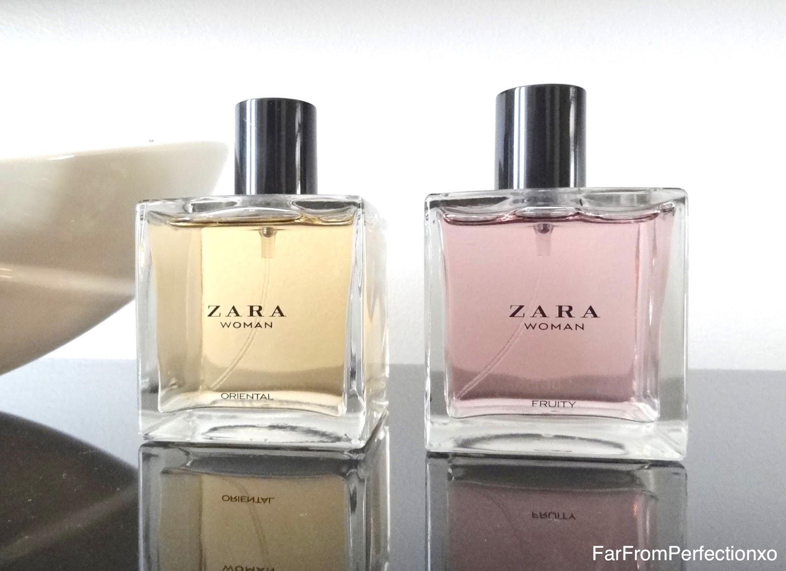 Far From Perfection Xo Zara Oriental And Fruity Perfume
