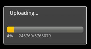 D 233 Limiteur De Donn 233 Es Android Upload Progress
