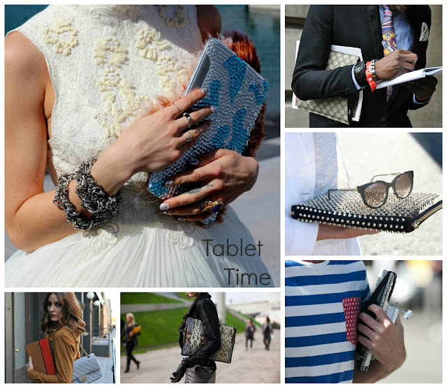 Tablets Street Style