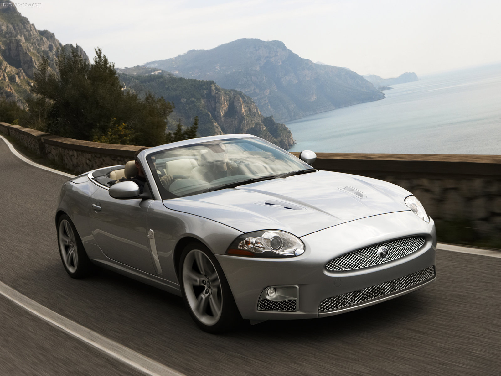 Car Posters  Jaguar XKR Convertible