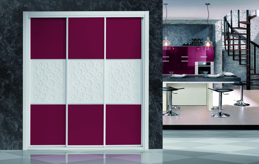 Personaliza tu frente de armario ch decora puertas - Frentes de armarios de cocina ...
