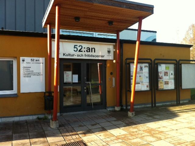 52an - Baronbackarnas kultur- och fritidscenter