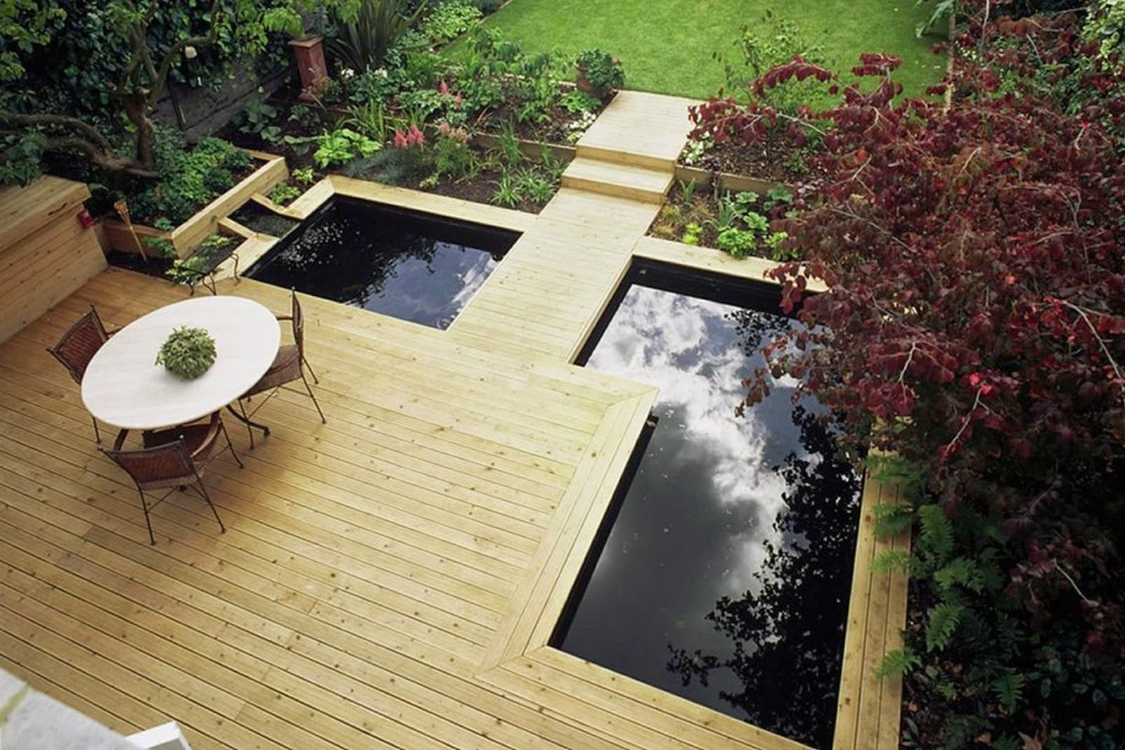 Manufacturing pergola gazebo for Wooden pond ideas