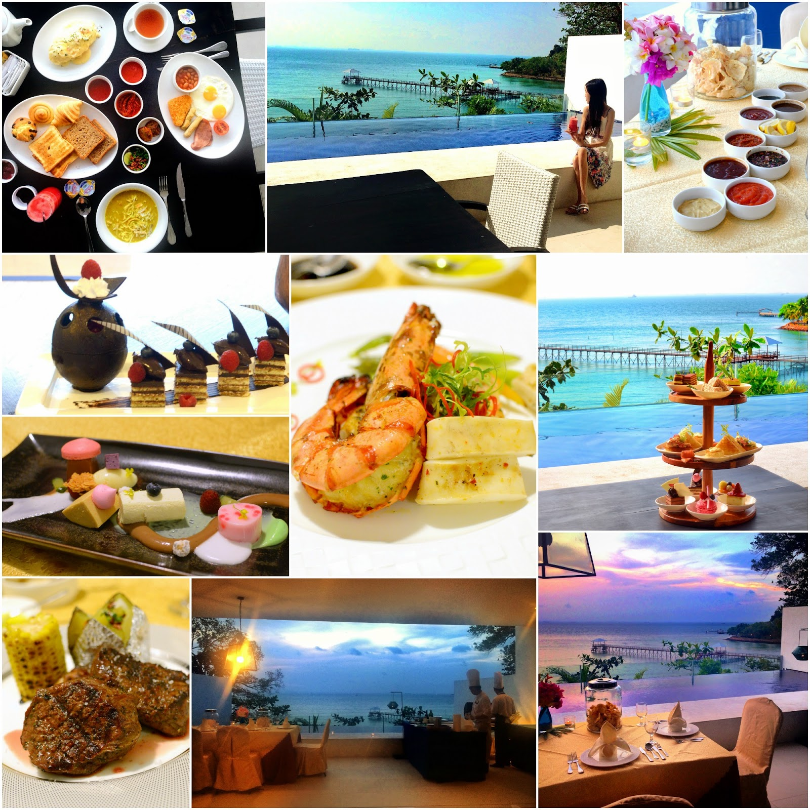 巴淡島:Montigo Resorts Nongsa Batam - In-Villa BBQ & Afternoon Tea